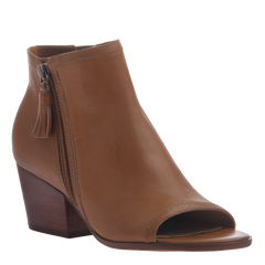 Nicole womens ankle boot Ania in butterscotch