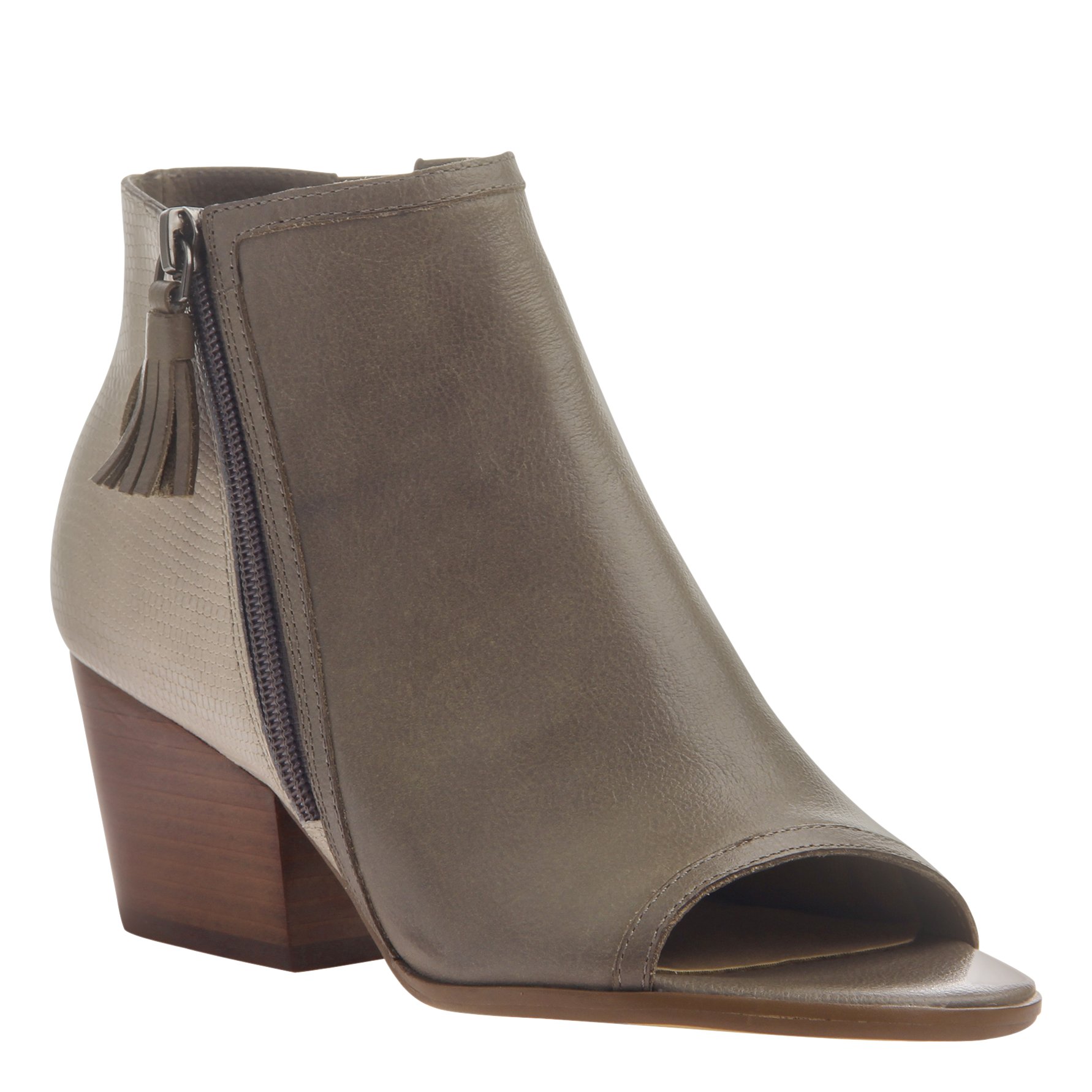 Nicole womens ankle boot Ania in timber wolf