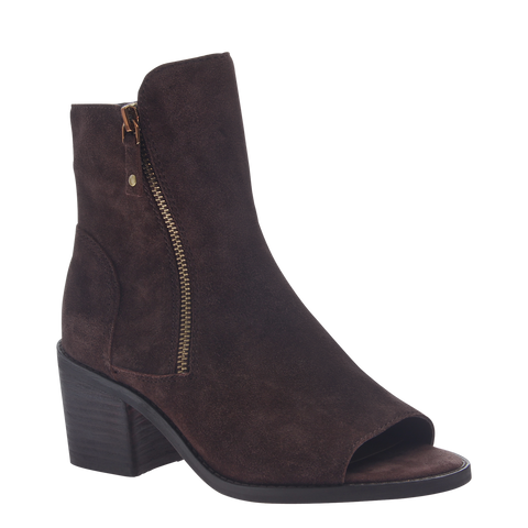 REINY in DARK DUNE Ankle Boots