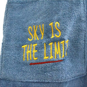 Bata para niño Aviones Sky is the limit Talla 6-8 años - Mulhouse Store