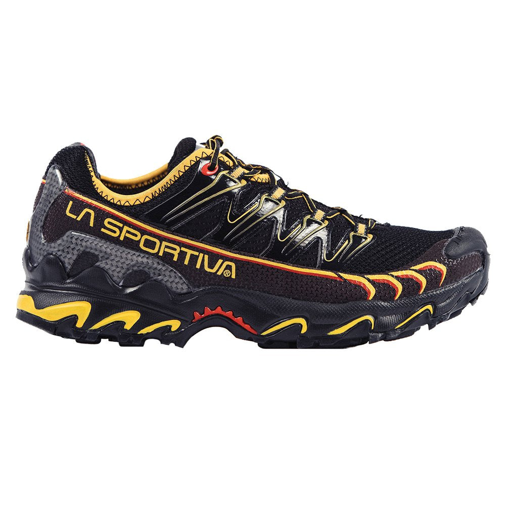 La Sportiva ULTRA RAPTOR  Men Running  Shoes BLACKYELLOW 16U-BY
