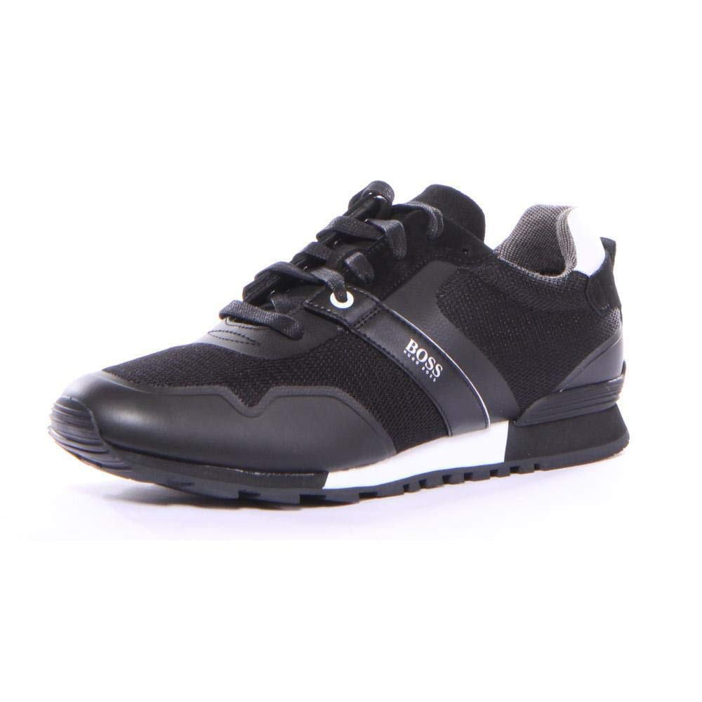 HUGO BOSS PARKOUR_RUNN_METH MEN'S LACE-UP SNEAKERS 50412232-001