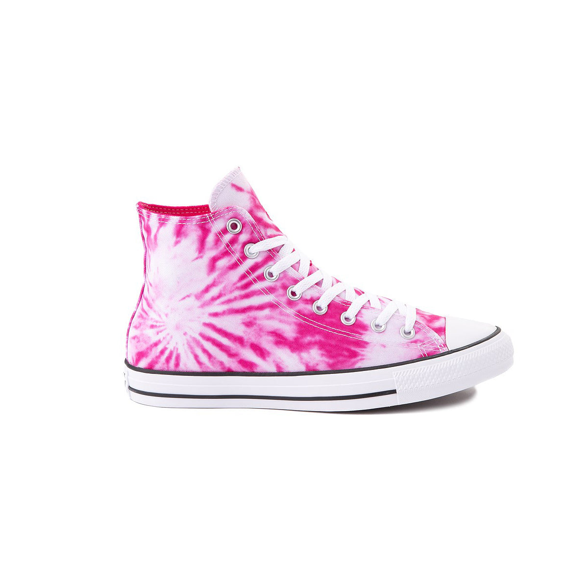 CONVERSE CHUCK TAYLOR ALL STAR TIE DYE TWISTED VACATION HI UNISEX SNEAKERS 167928F