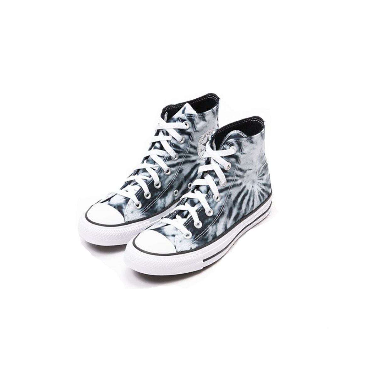 CONVERSE CHUCK TAYLOR ALL STAR TIE DYE TWISTED VACATION HI UNISEX SNEAKERS 167929F