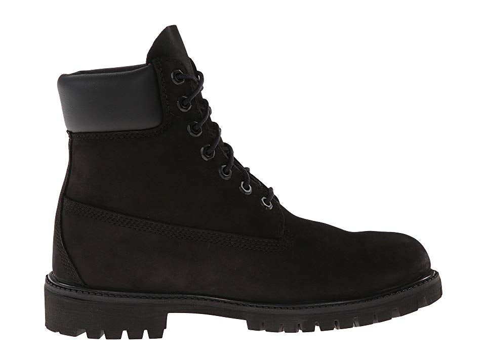 Timberland men's field boots in black TB010073001