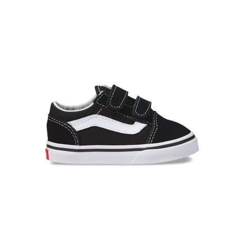 Vans TD Old Skool V Toddler Sneaker VN000D3YBLK