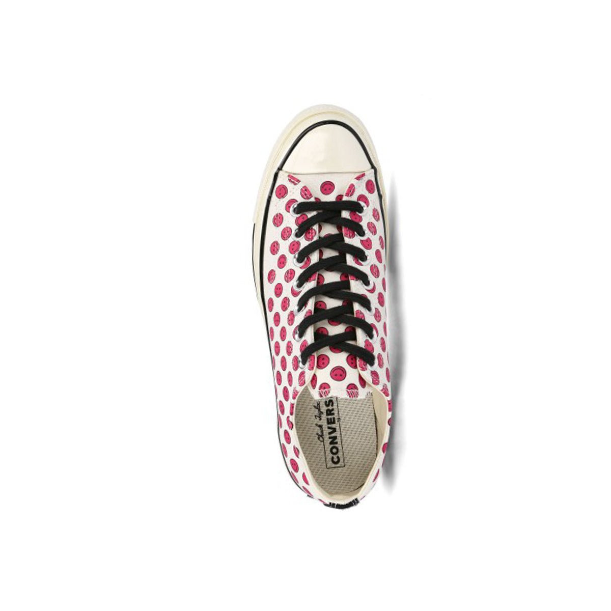 CONVERSE CHUCK 70 HAPPY CAMPER PRINT OX LOW UNISEX SNEAKERS 167645C