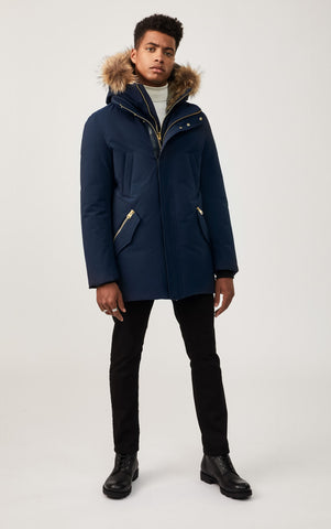 MACKAGE EDWARD-R MEN'S JACKET edward-r-navy