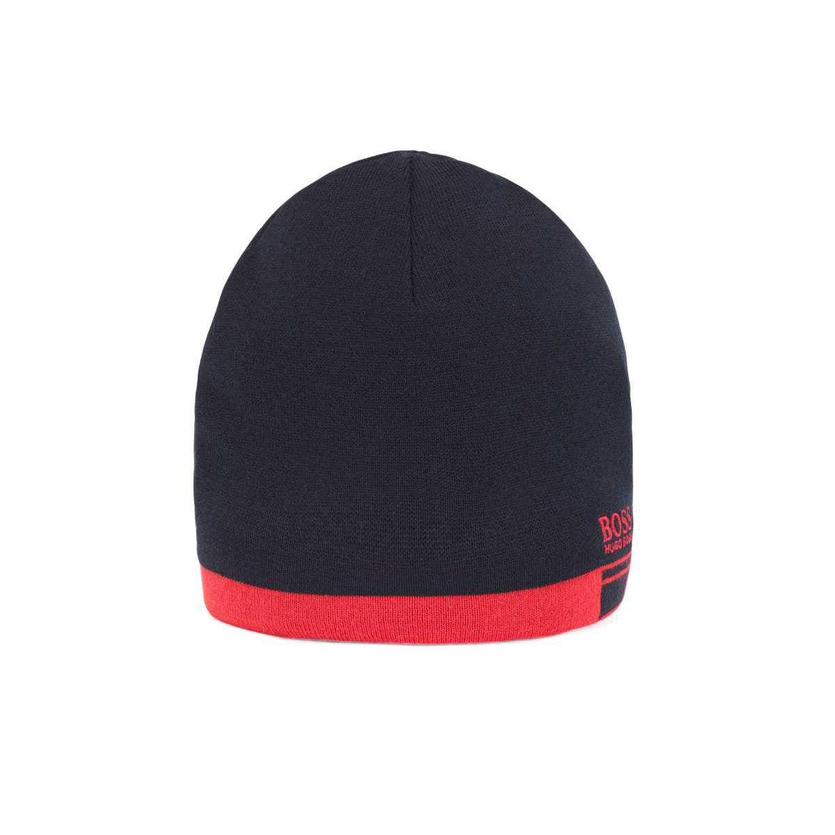 HUGO BOSS ALBO_BEANIE MEN'S KNIT HAT 50433949-410