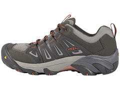 Keen BOULDER LOW M-RAVEN/BURNT OCHRE  Mens shoes 1018654