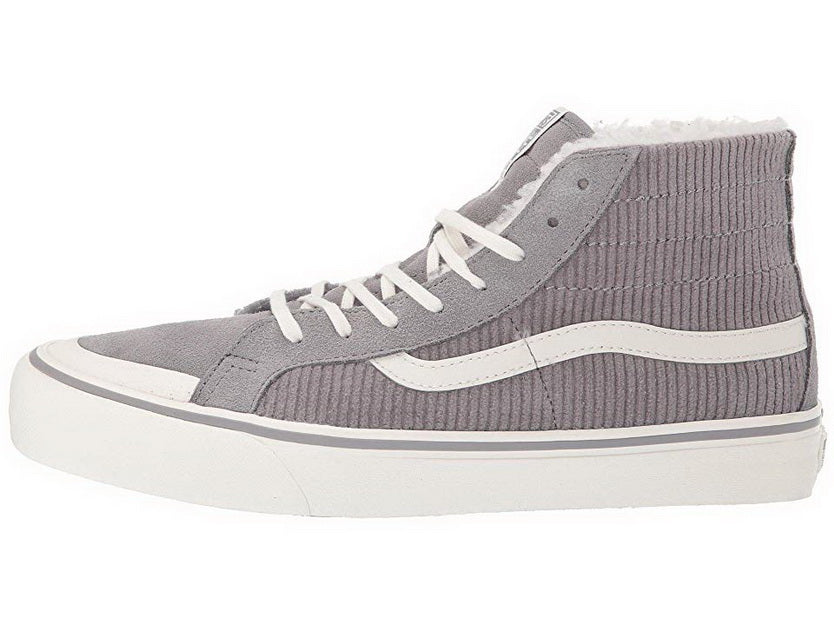 Vans SK8 Hi 138 Decon SF BlackWhite