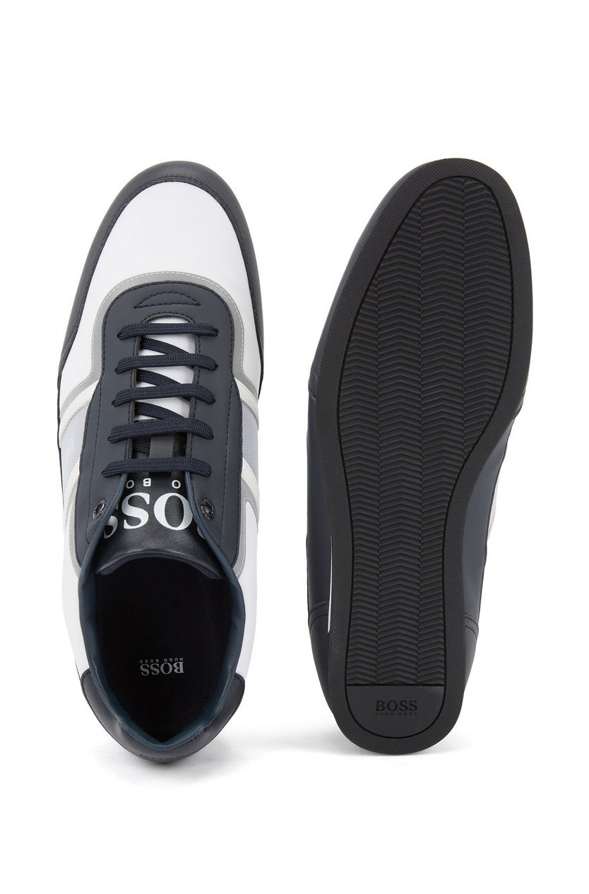 HUGO BOSS LIGHTER_LOWP_NYRS MEN'S SNEAKER 50412659-460