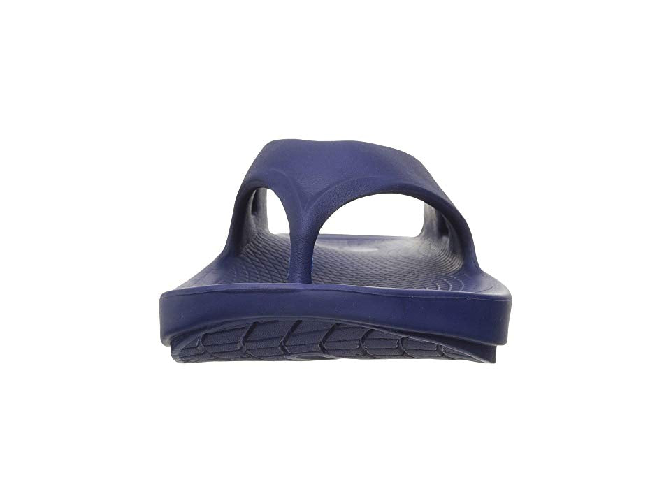 Oofos Ooriginal Men's Thong Sandal 1000NVY