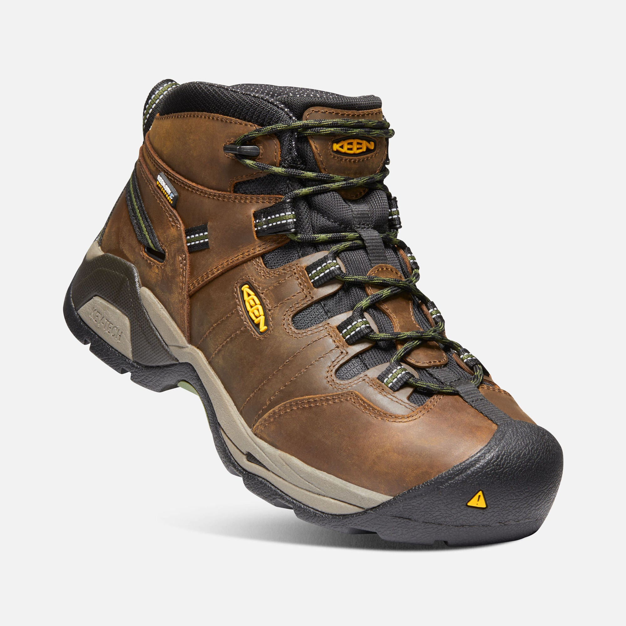 Keen MEN'S DETROIT XT WATERPROOF BOOT (STEEL TOE) 1020085
