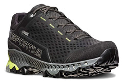 La Sportiva SPIRE GTX  Mens Hiking  Shoes CarbonApplegreen 24B-900705