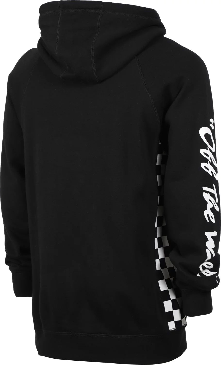 Vans Off the Wall Hooded Sweatshirt Mens VN0A4579BLK