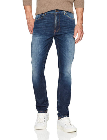 Nudie Jeans LEAN DEAN BLUE RIDGE Mens Jeans 112583