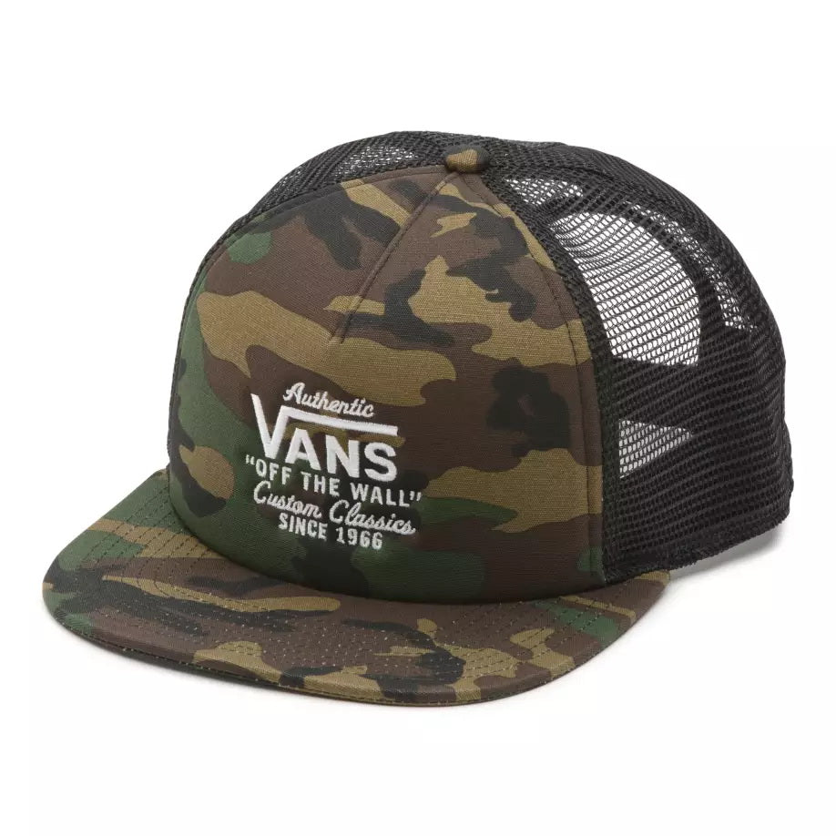 Vans GALER TRUCKER HAT Mens VN0A31CD97I