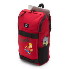 VANS X THE SIMPSONS OBSTACLE SKATEPACK BACKPACK VN0A3I6917A