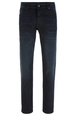 HUGO BOSS ALBANY MEN'S JEANS 50421562-401