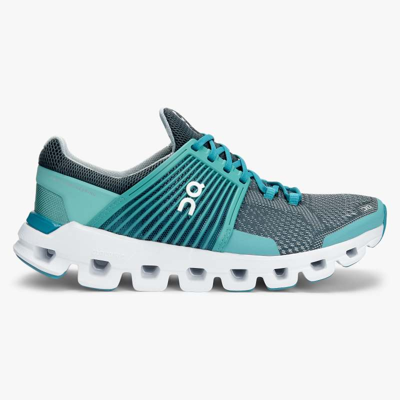 ON CLOUDSWIFT WOMEN'S SNEAKER CLOUDSWIFT-TEAL/STORM