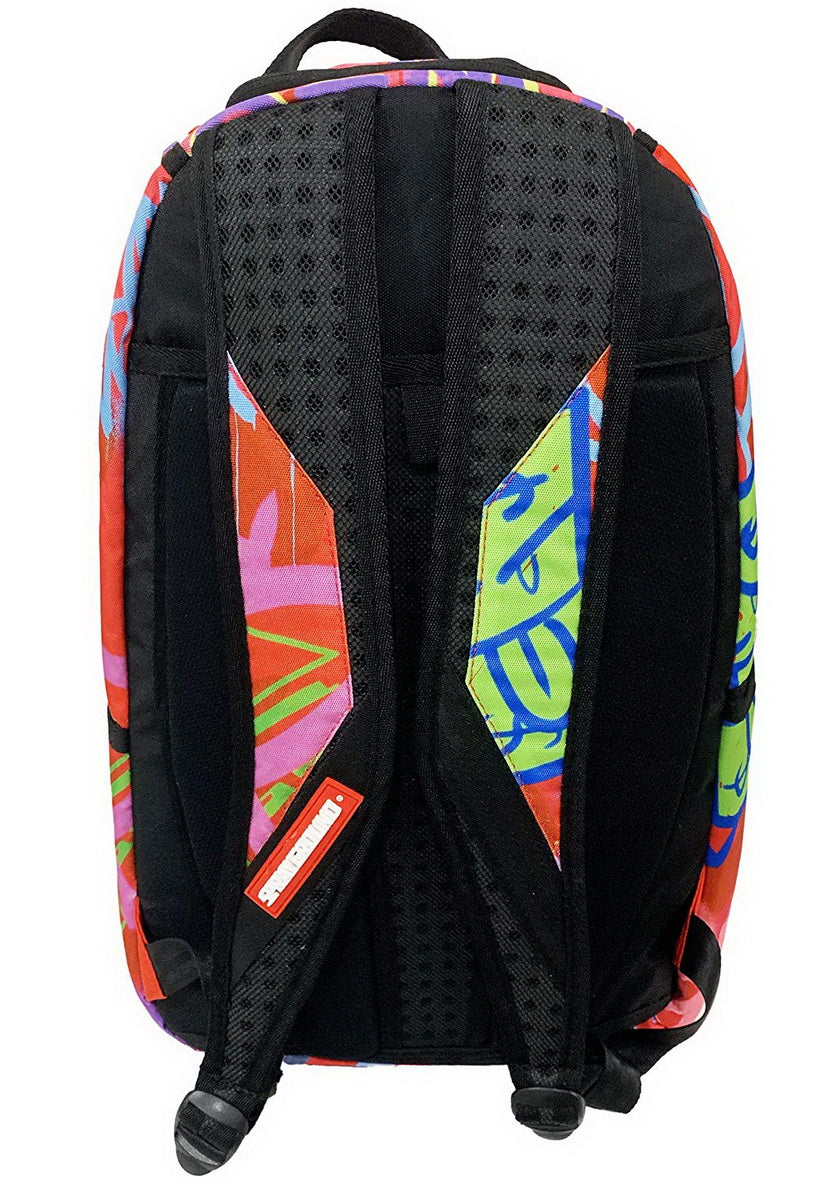 SPRAYGROUND MONEY STACKS ON THE RUN BACKPACK 910B1638NSZ