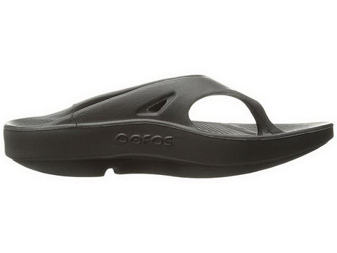 Oofos Ooriginal Men's Thong Sandal 1000BLK