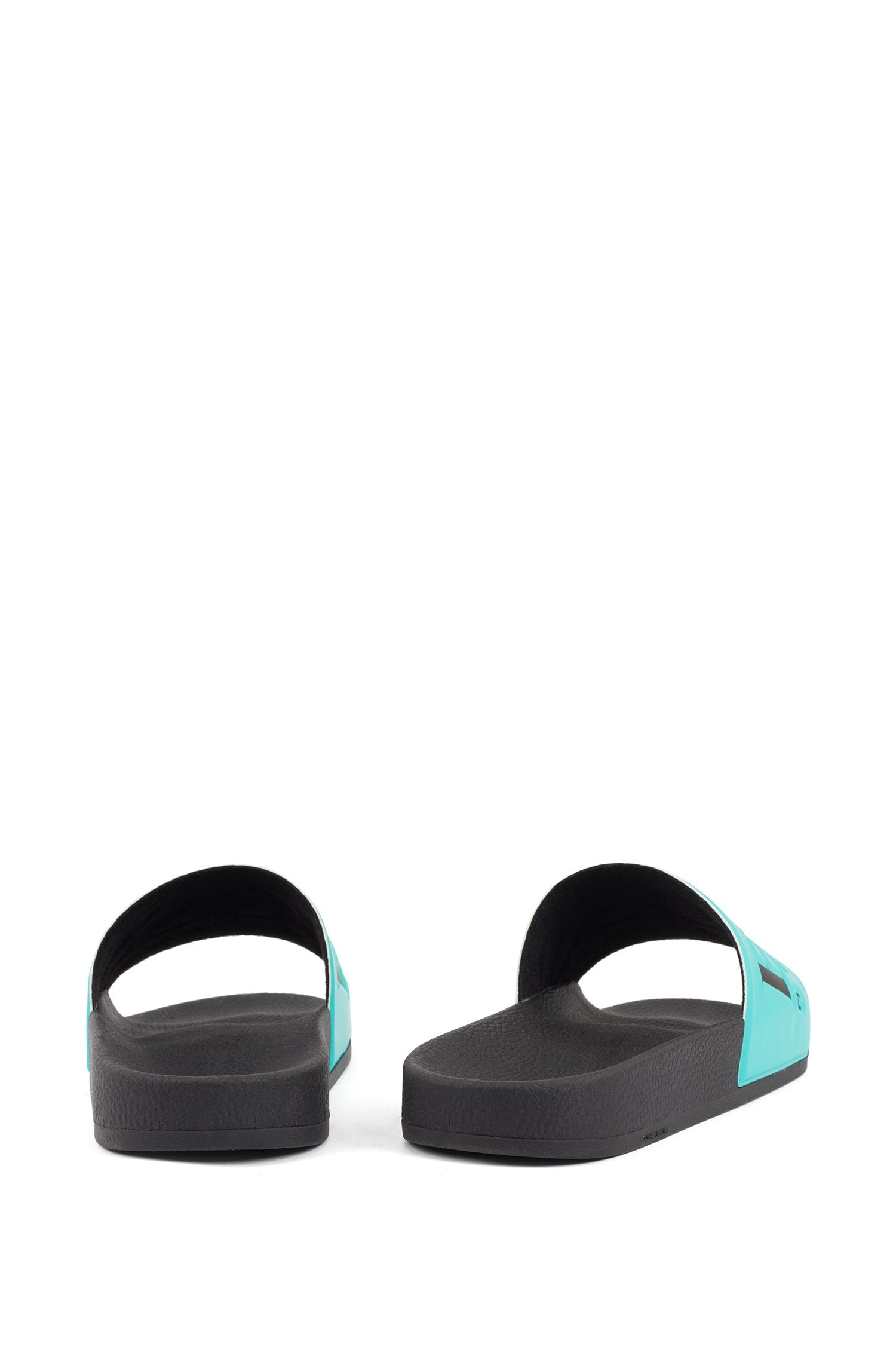 HUGO BOSS SOLAR SLID LOGO MEN'S SANDAL 50388496-440