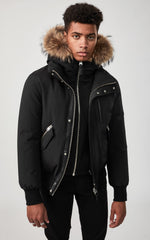MACKAGE DIXON-R MEN'S JACKET dixor-r-bl