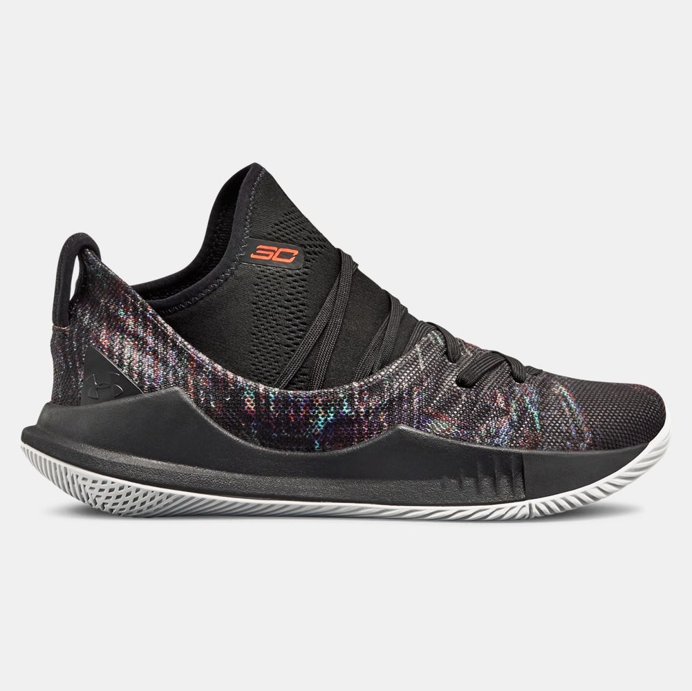 UNDER ARMOUR GS CURRY 5 BOY'S SNEAKER 3020741-005