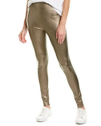 Commando FAUX LEATHER LEGGING WITH PERFECT CONTROL Bronze SLG06-bronze