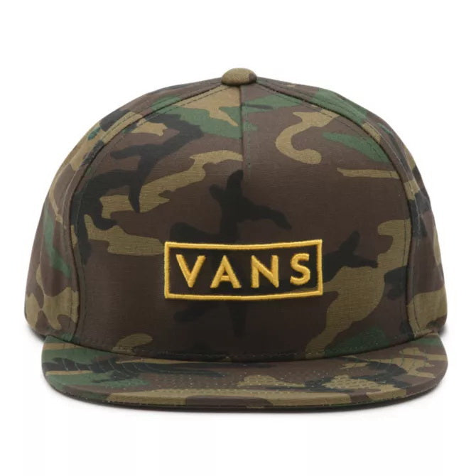 Vans EASY BOX SNAPBACK HAT Mens VN0A45DP97I
