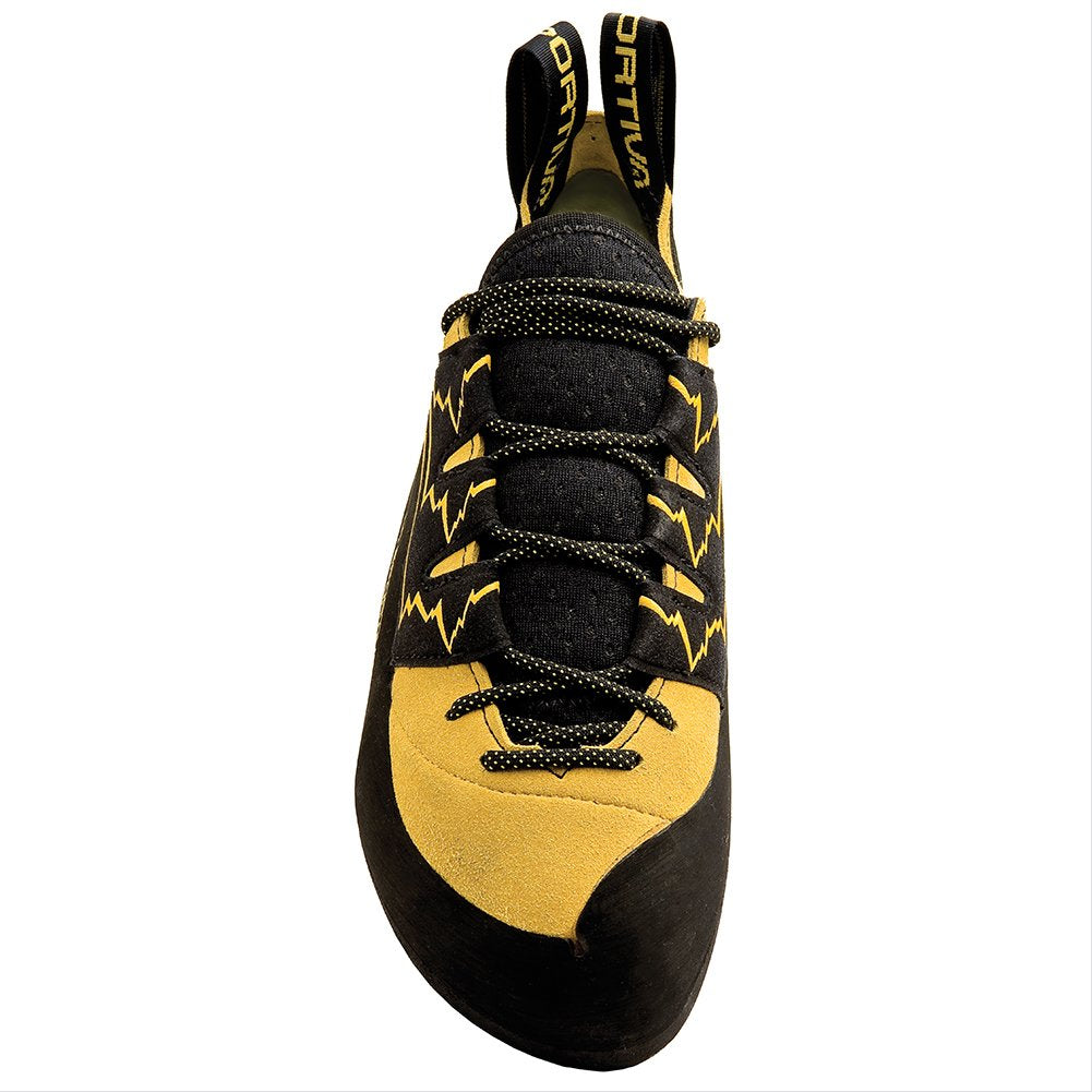 La Sportiva KATANA LACE  Mens Climbing  Shoes Yellow 800-YELLOW
