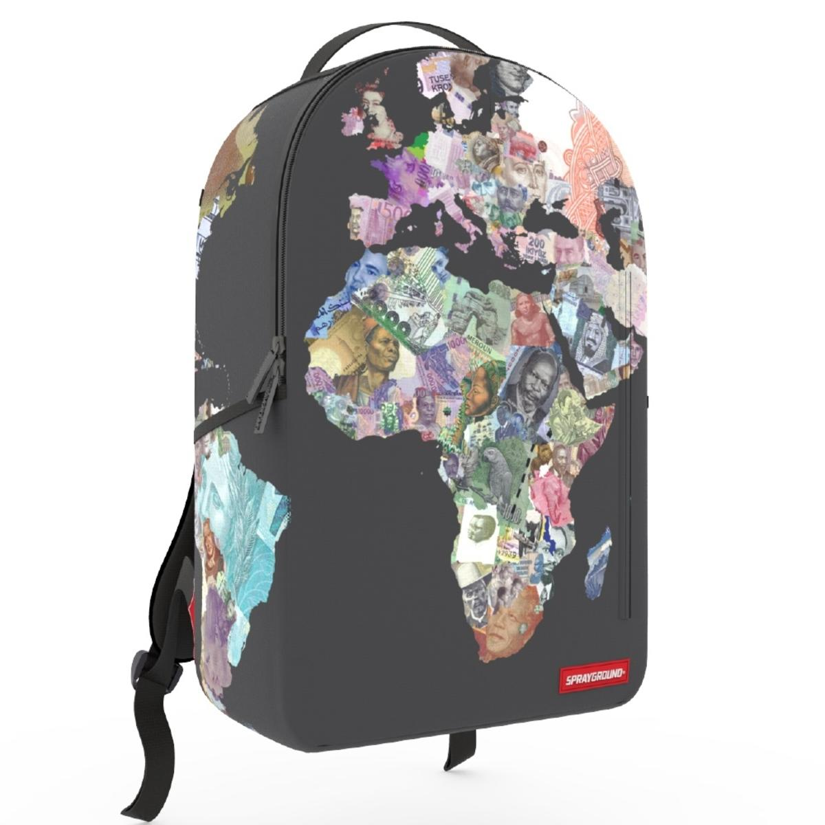 Sprayground CURRENCY BACK PACK 910B2811NSZ