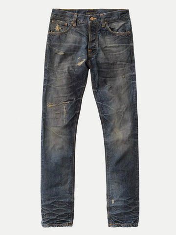 Nudie Mans jeans fearless freddie love replica 112533