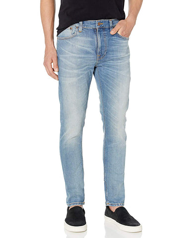 NUDIE JEANS LEAN DEAN MEN'S JEANS 112882