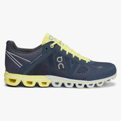 ON CLOUDFLOW WOMEN'S SNEAKER Cloudflow-W-Smoke/Limelight