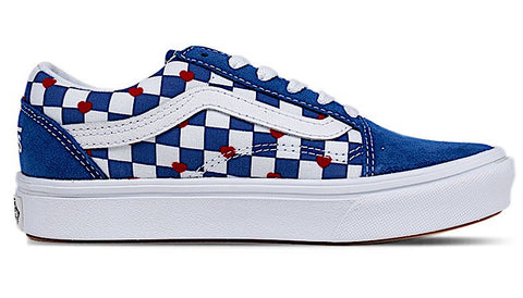 VANS OLD SKOOL AUTISM AWARENESS COMFYCUSH KIDS SNEAKER VN0A4U1QWI4
