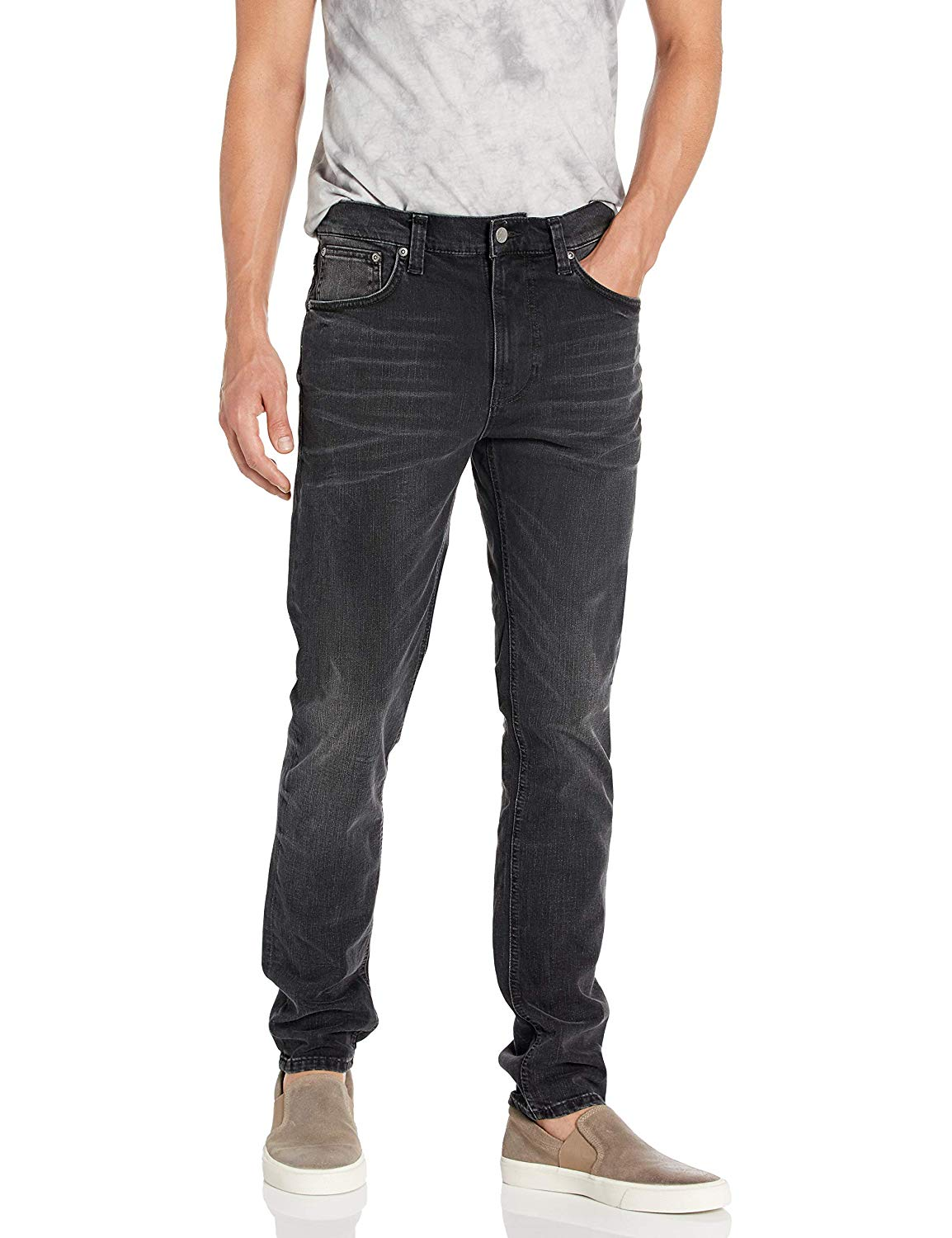 NUDIE JEANS LEAN DEAN MEN'S JEANS 112880