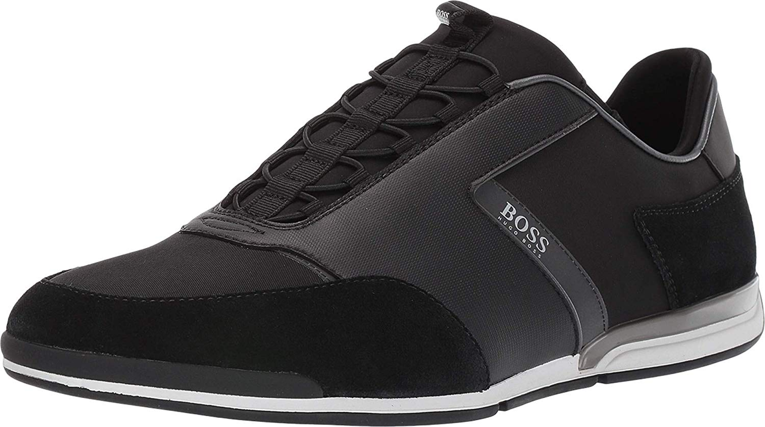 Hugo Boss Saturn_Slon_nymx 10219013 Mens Lace-up sneakers 50414719-001