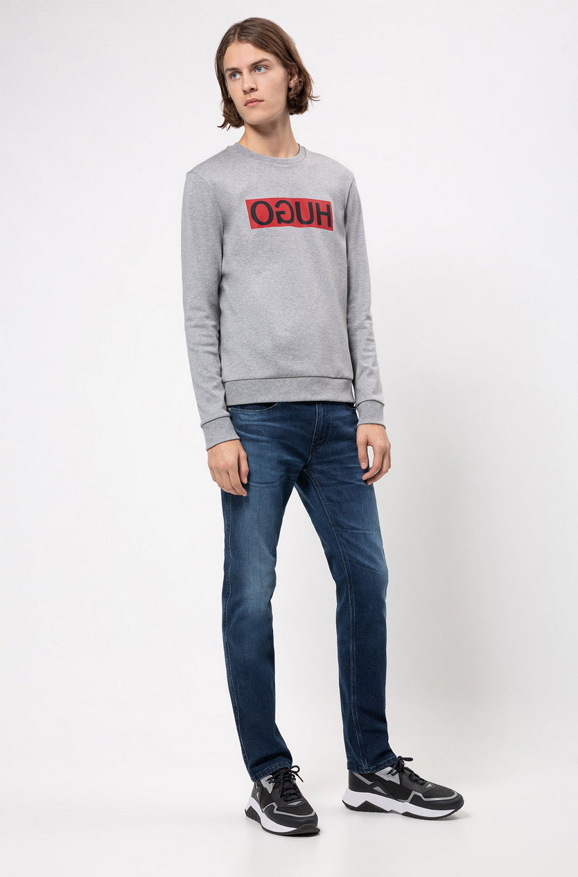 HUGO BOSS DICAGO LOGO MEN'S SWEATSHIRT 50414126-061