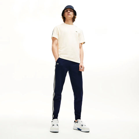 Lacoste Fleece Side Stripe Trackpants XH8871-51-166
