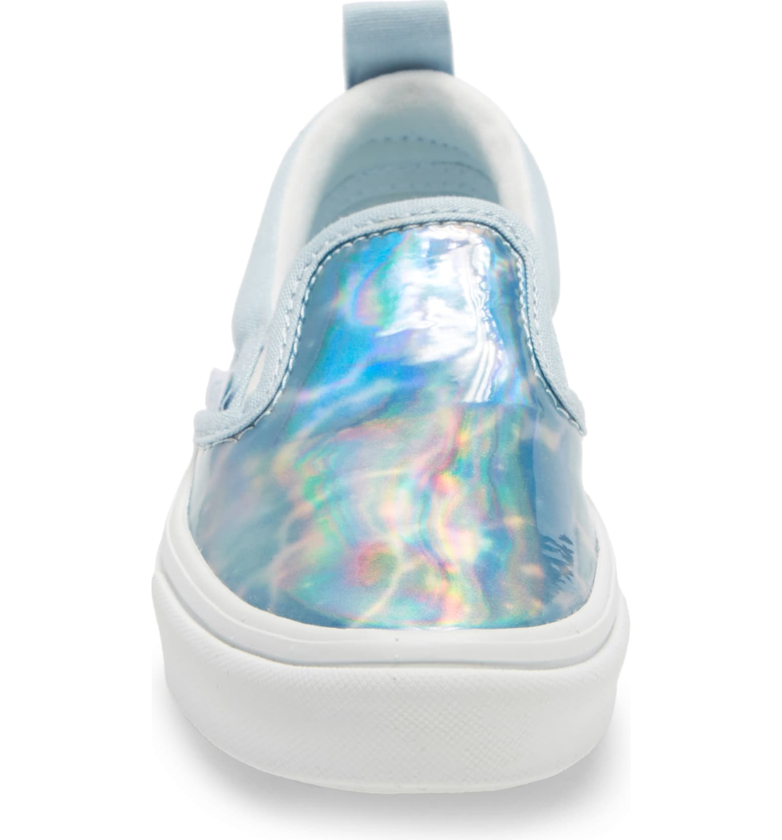 VANS SLIP-ON AUTISM AWARENESS COMFYCUSH KIDS SNEAKER VN0A4UFGWI7