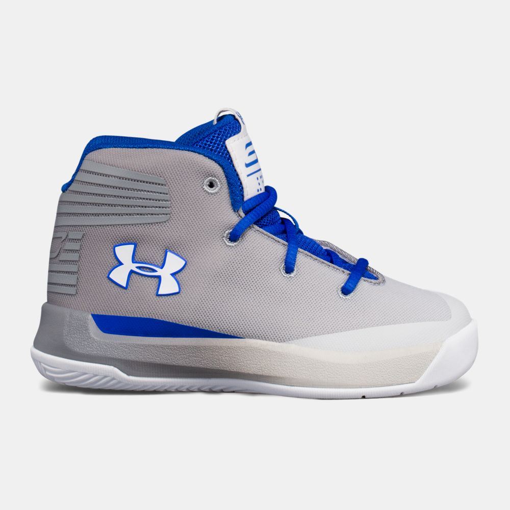 Infant Under Armour Curry 3ZER0 Boys 1296000-102