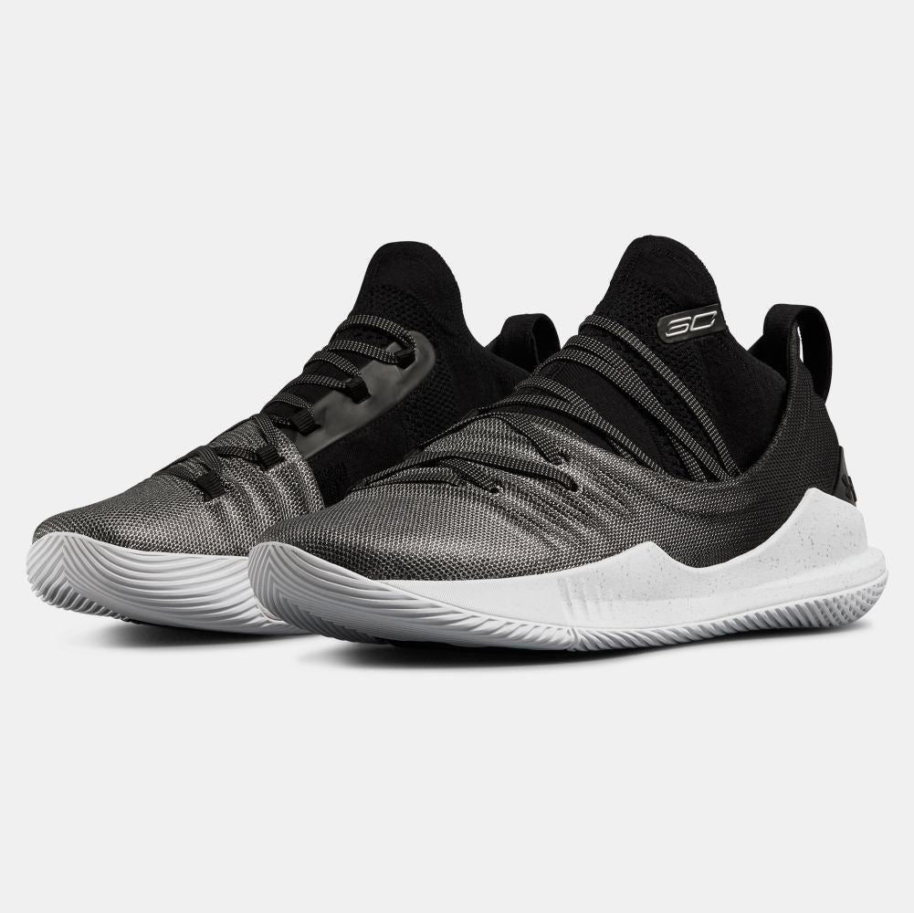 UNDER ARMOUR CURRY 5 Mens Basketball Shoes 3020657-101
