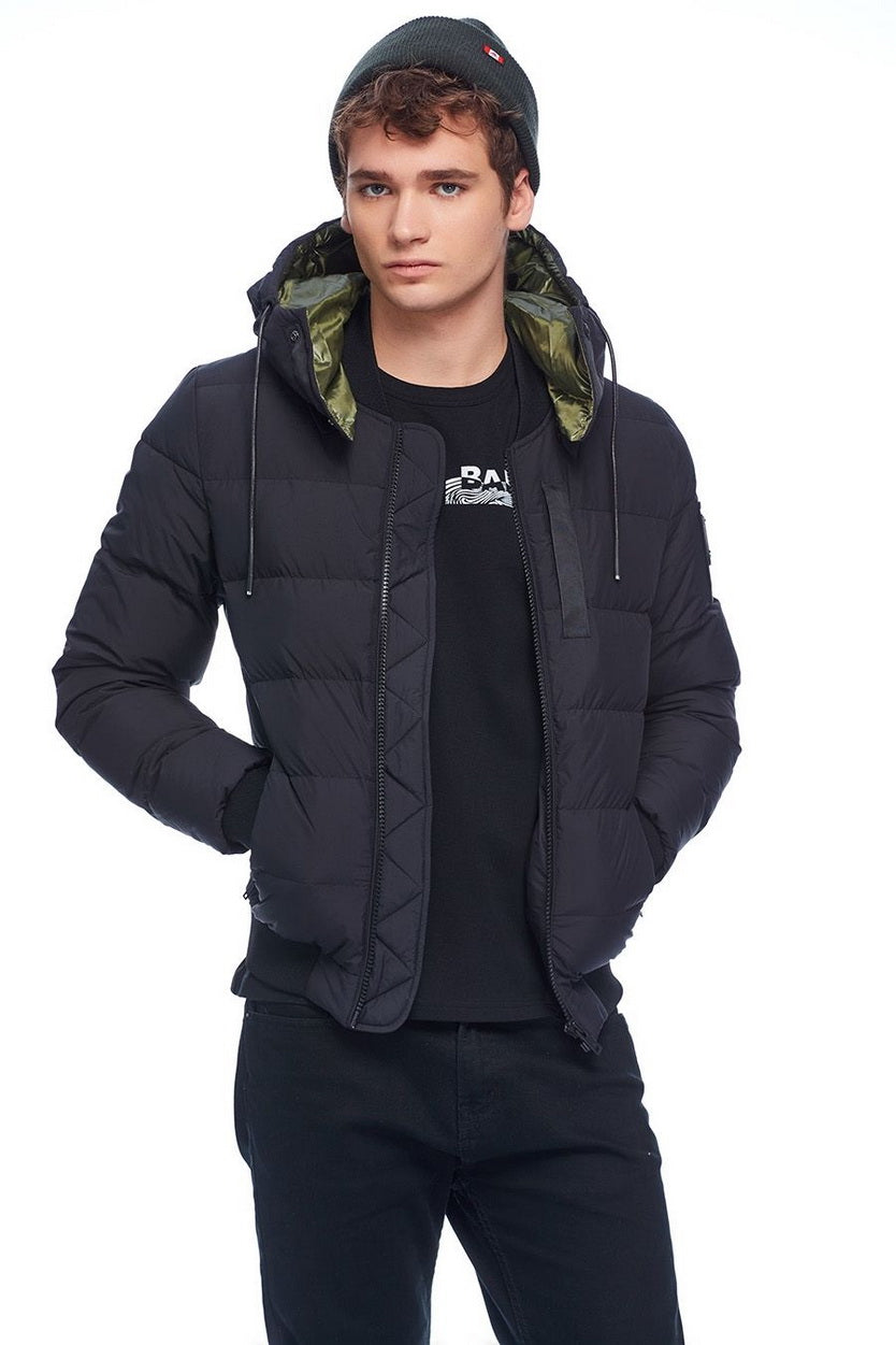 MOOSE KNUCKLES MENS WESTLOCK BOMBER MK8553MB-292