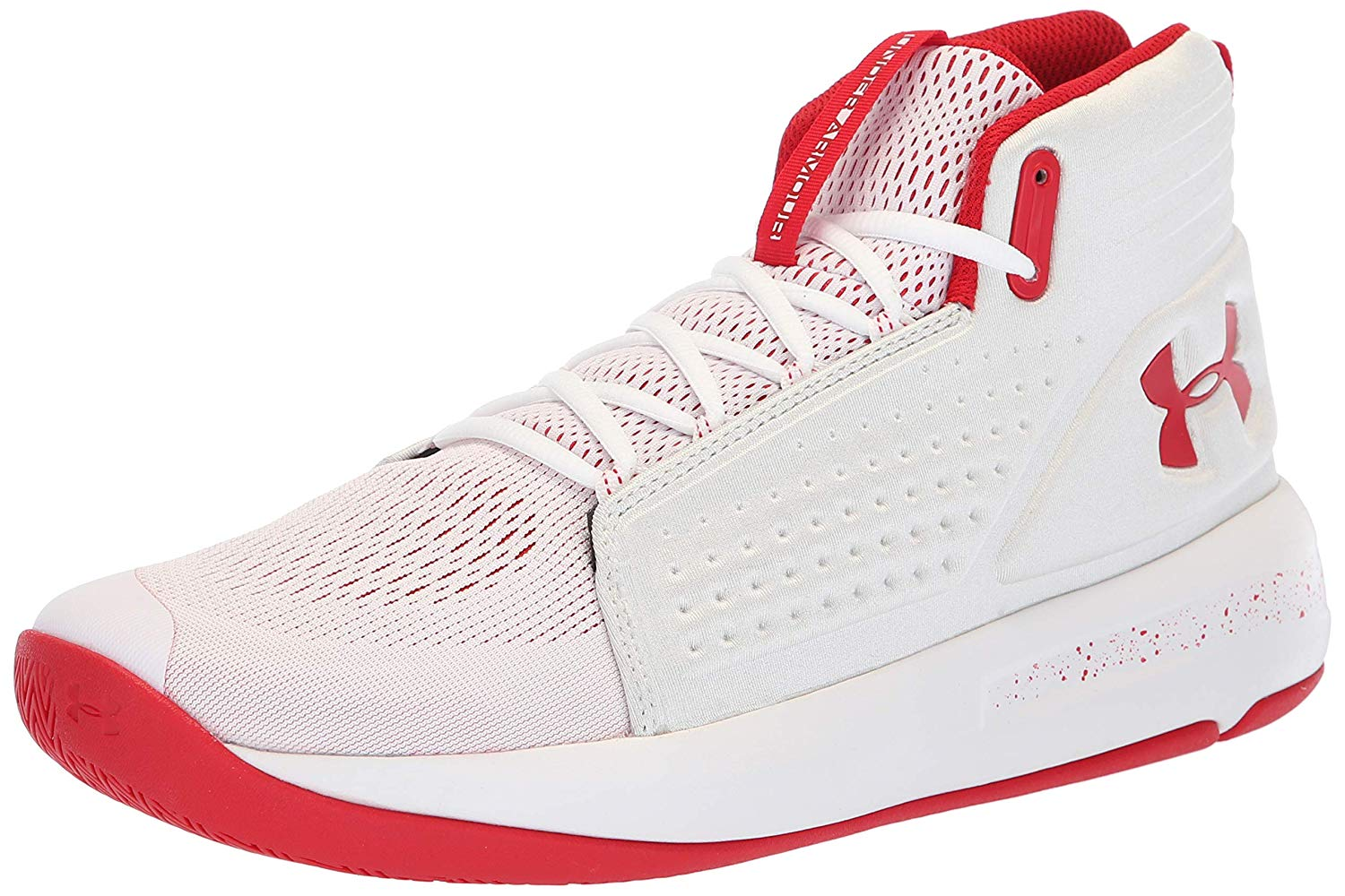 UNDER ARMOUR Men's Basketball Shoes 3020620-101