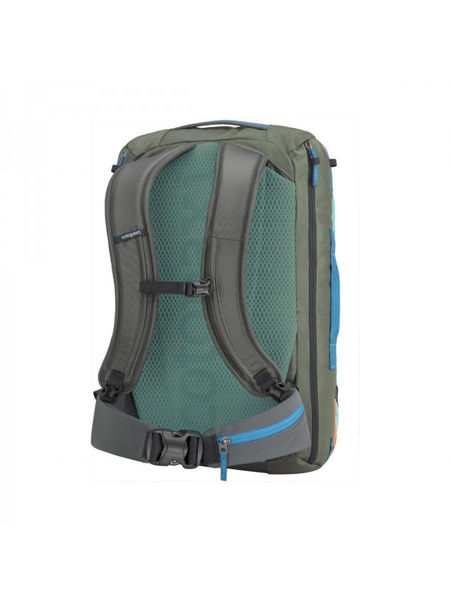 Cotopaxi Allpa 35L Travel Pack A35-F18-SPRC