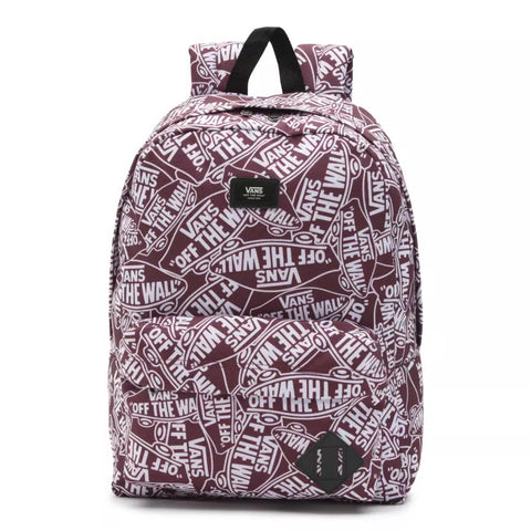 Vans OLD SKOOL PRINTED BACKPACK VN0A3I6RZSH