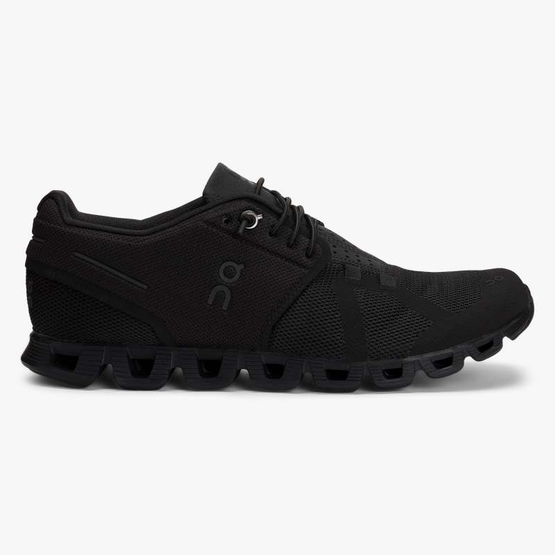 On Running Mens sneakers CLOUDM-ALL-BLACK